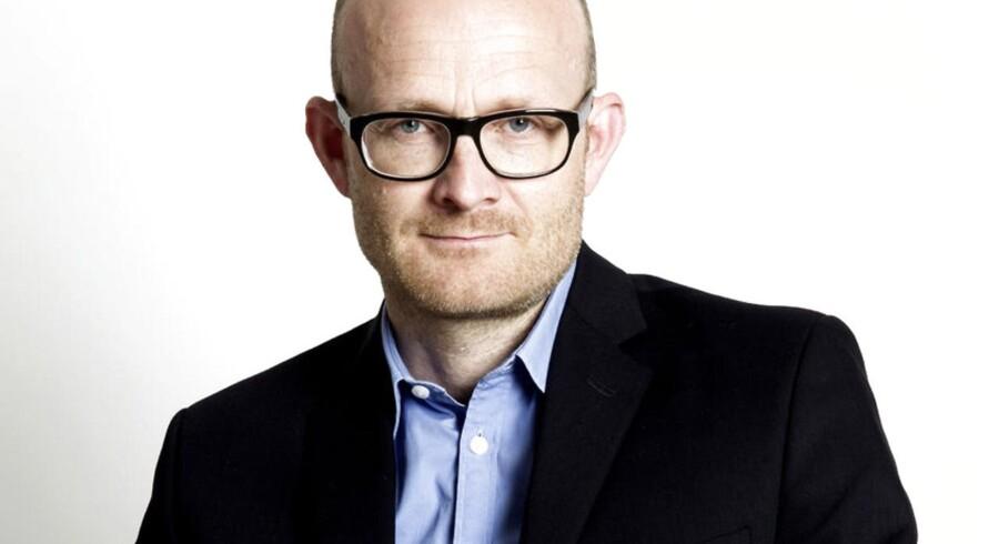 Nyhedschef på Berlingske Business, Peter Suppli Benson.