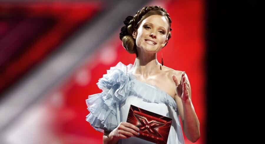 X-Factor vært gennem fem år Lise Rønne stopper efter denne sæson.