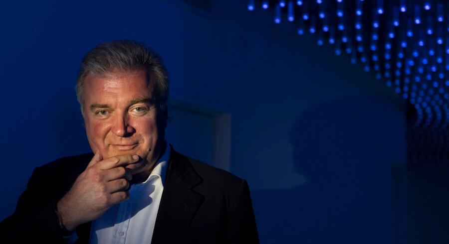 Saxo Bank grundlæggeren - Lars Seier Christensen