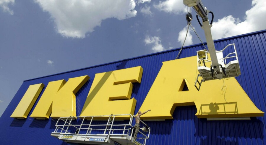 Ikea skal blandt andet til at se sig om efter en placering til et nyt varehus i københavnsområdet.