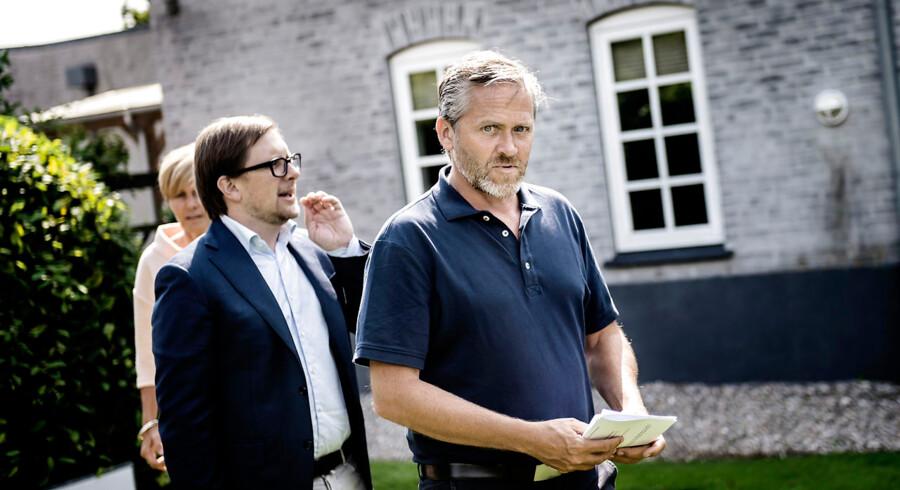 Formand Anders Samuelsen og Liberal Alliance har mistet endnu et medlem, da Kisser Franciaska Lehnert har besluttet at blive løsgænger i Ringsted.