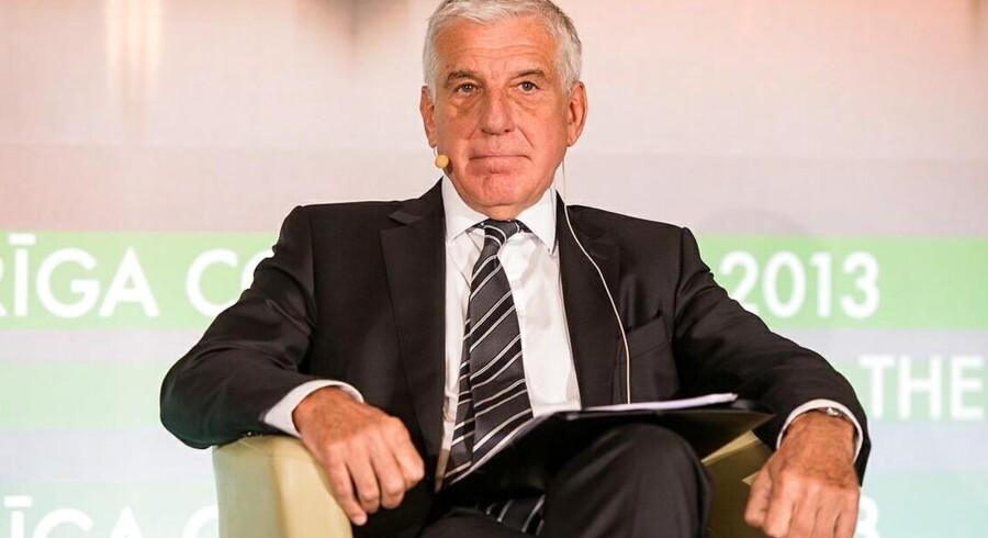 Grækenlands tidligere finansminsiter Yannos Papantoniou