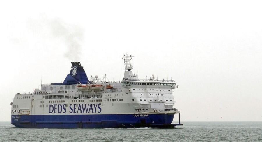 DFDS har budt på dele af det franske driftsselskab Scop Seafrance, der driver MyFerryLink samt de to færger, som DFDS i sidste uge indgik aftale om at chartre fra Eurotunnel fra og med 2. juli.