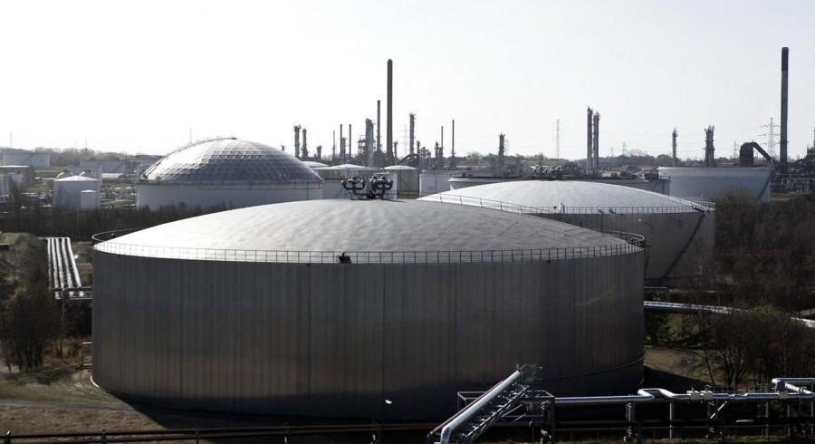 DONGs bioethanolafdeling Inbicon i Kalundborg er blandt de kritiserede investeringer.