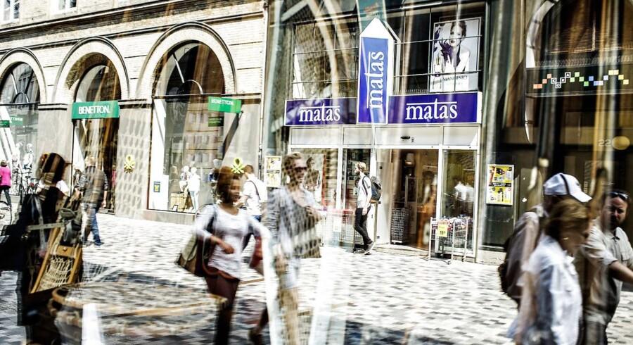 Matas er i dag kommet med første halvårsregnskab efter børsnoteringen i sommer.