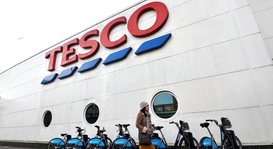 Tesco har endnu ikke bekræftet detaljerne omkring det nye brand, men nogle marketingseksperter har advaret, at kæden står foran en svær opgave med den forlydende lancering. REUTERS/Toby Melville/File Photo