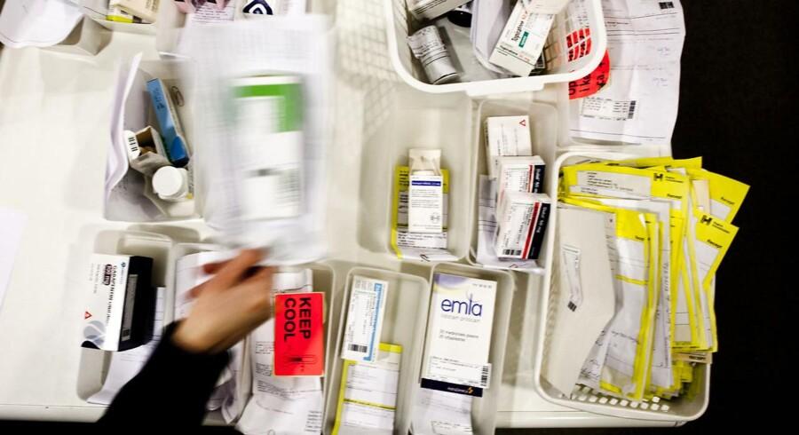Lægemiddelindustrien, Lif, er klar til at tage handsken op fra Lægeforeningen