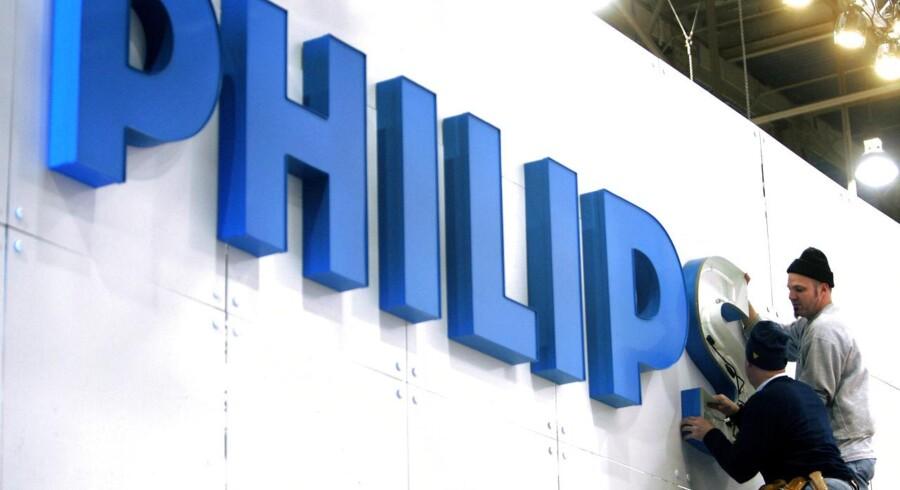 Hollandske Philips offentliggjorde i dag planer om, at oprette et nyt datterselskab
