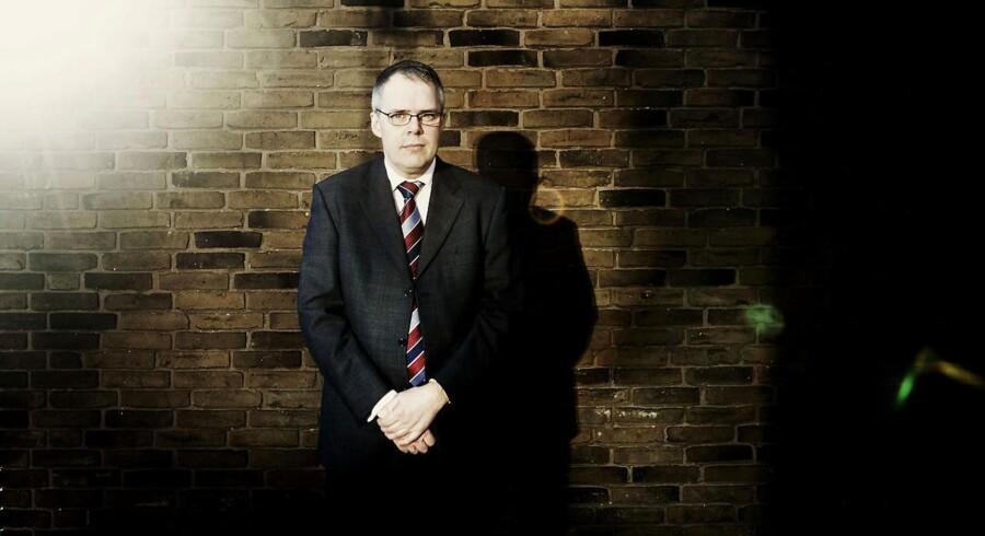 Carsten Nøddebo Rasmussen, administrerende direktør i Realkredit Danmark.