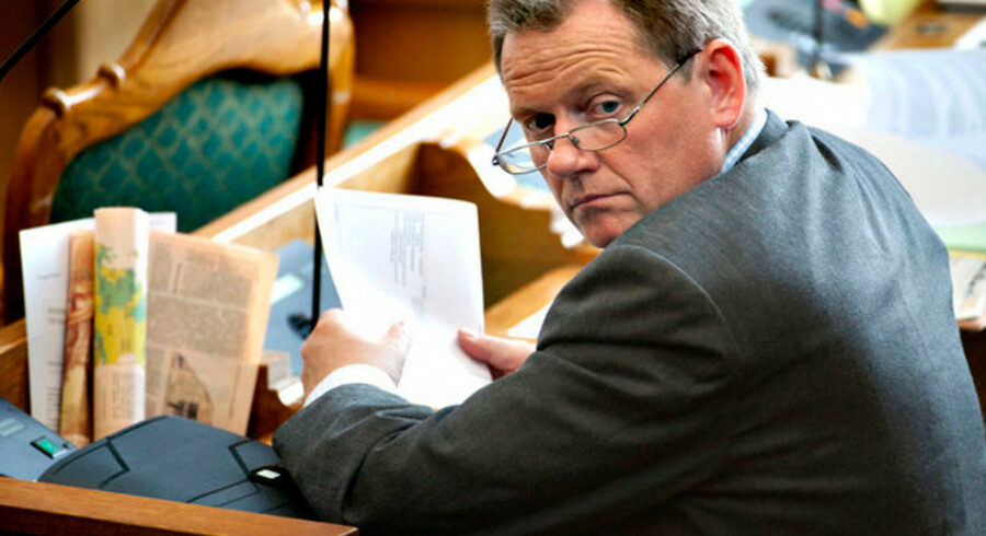 Justitsminister Lars Barfoed vil give fri proces for søgsmål om erstatning for langsommelig sagsbehandling ved den digitale tinglysning.