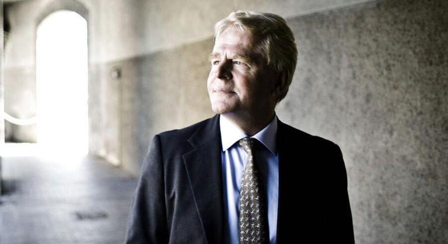 ØKs adm. direktør og det konkursramte OW Bunkers bestyrelsesformand Niels Henrik Jensen.