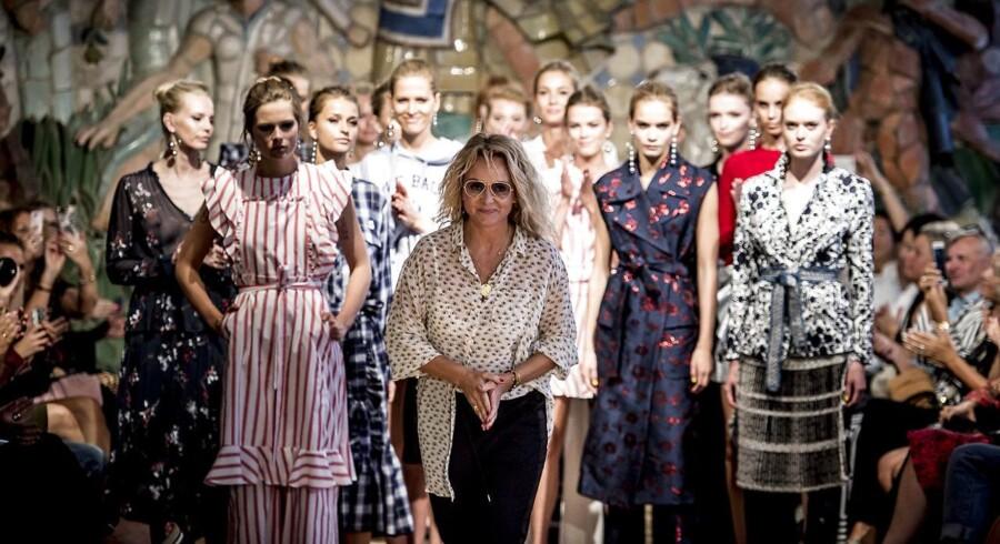 Naja Munthe viste, hvad hun gør allerbedst, nemlig at lave tøj, der respekterer og udfordrer det univers, hun har bygget op over de sidste 20 år i dansk mode