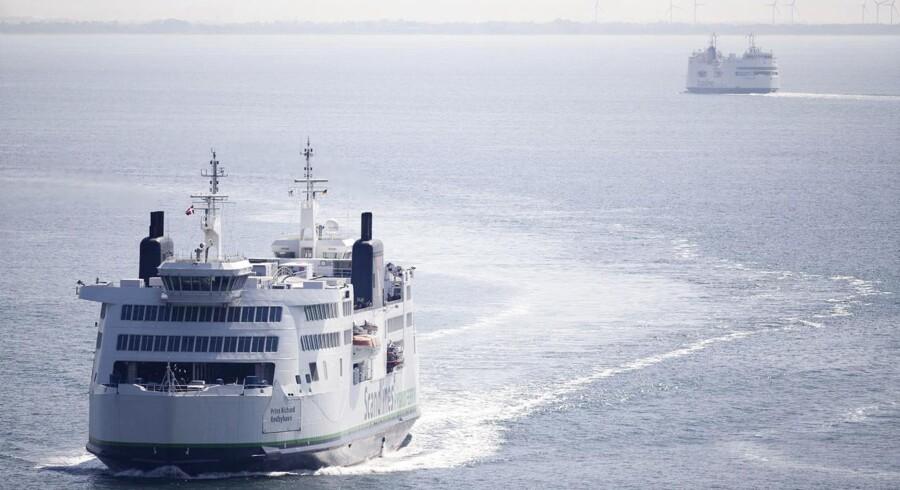 Færgeselskabet Scandlines er voldsomt utilfreds med den prognose, der kommer til at danne grundlag for vedtagelsen af byggeriet af den faste forbindelse mellemd Rødby og Puttgarden.