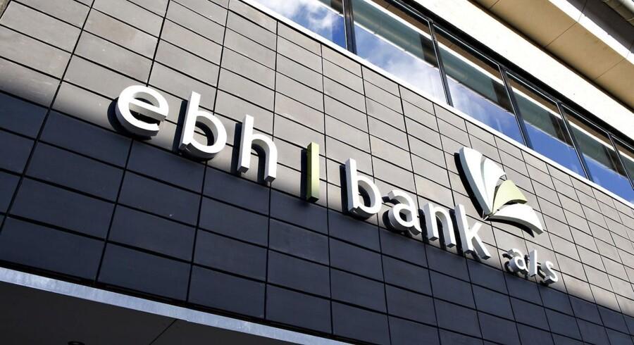 En postbakke hos bagmandsplitiet kan få stor betydning for, om de syv bankdirektører i Ebh-sagen skal ind og ruske tremmer, eller om de er frie mænd. Foto: Henning Bagger