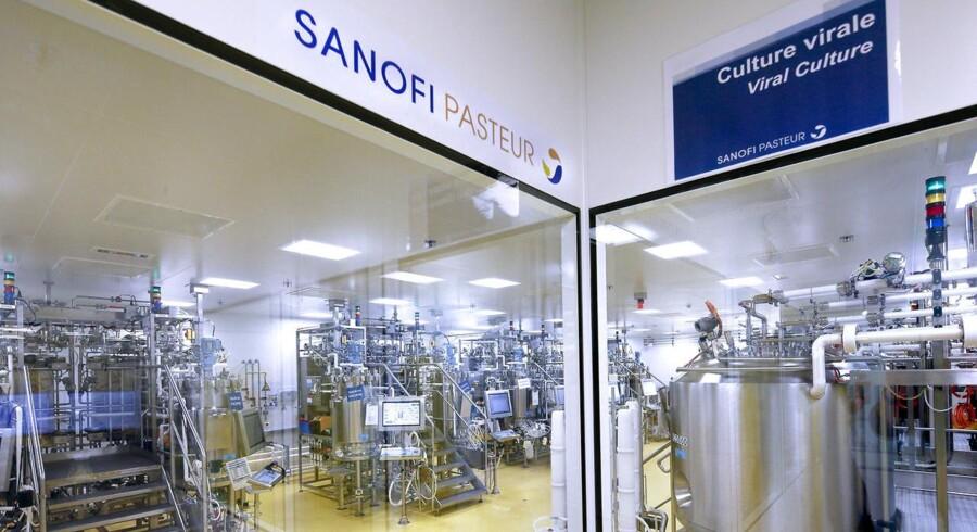 ARKIVFOTO. Det amerikanske biotekselskabet Mannkind stiger i formarkedet mandag 18 pct., efter at det har solgt rettighederne til den inhalerbare insulin Afrezza til den franske medicinalselskab Sanofi, der på diabetesområdet er en stor konkurrent til Novo Nordisk.