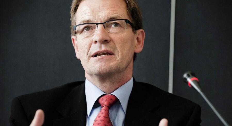 ARKIVFOTO. Tidl. økonomi- og erhvervsminister, europaparlamentsmedlem Bendt Bendtsen.