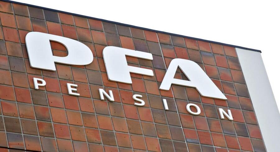 Pensionsselskabet PFA