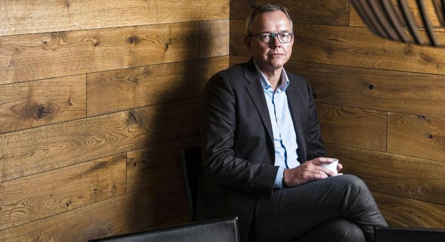 Peak Performance, der ejes af IC Companys, udnævner Nicolas Warchalowski som ny administrerende direktør. Han overtager stillingen fra Anders Cleemann. På billedet ses direktør i IC Companys Mads Ryder.