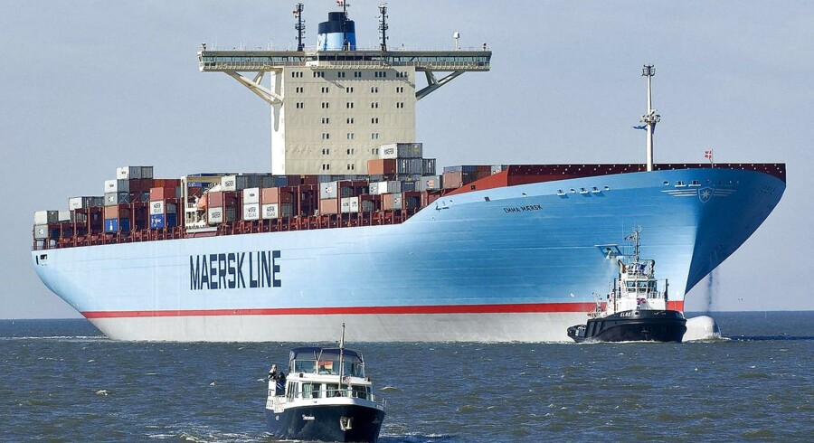 Maersk Line og og to af de største konkurrenter vil med til sammen 255 fartøjer samarbejde om tre af de vigtigste godsruter i verden.