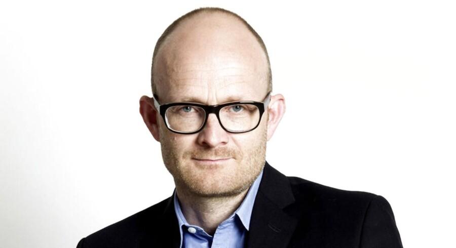 Peter Suppli Benson, Berlingske Business' nyhedschef.