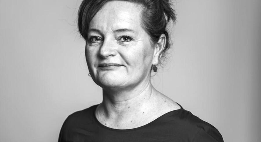 """Læsernes Bogpris. Dorthe Nors har skrevet bogen """"Spejl Skulder Blink"""""""