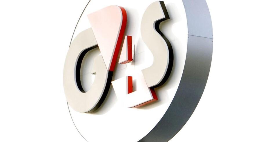 G4S logo.
