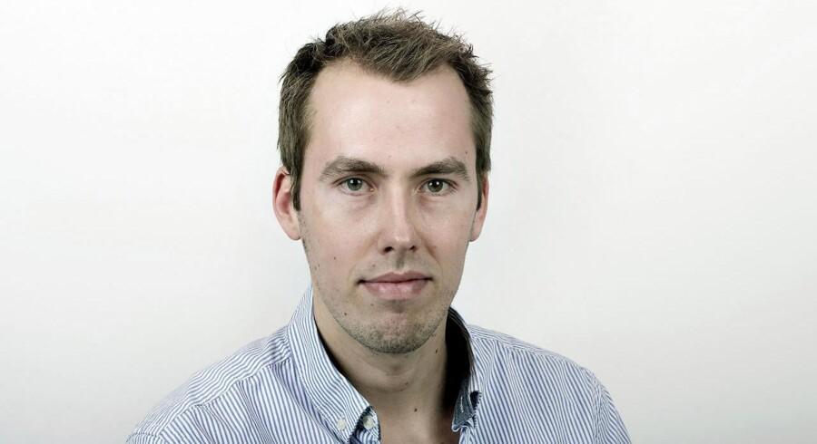 Mads Sixhøj, finansjournalist
