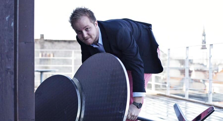 Thomas Andreasen, der er medstifter af Pocket Playlab, hjemhørede i Bangkok, som netop har indgået samarbejde med globale Rovio, der bl.a. står bag Angry Birds-spillene.