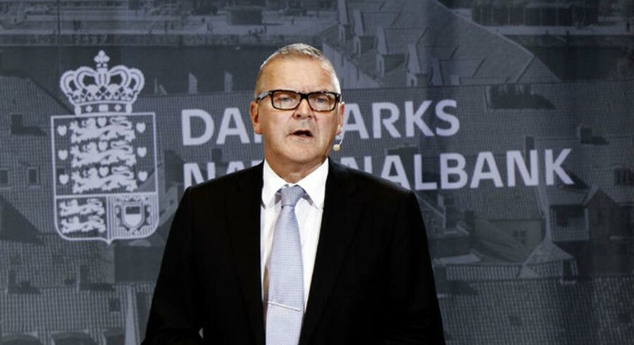 Nationalbankdirektør Lars Rohde
