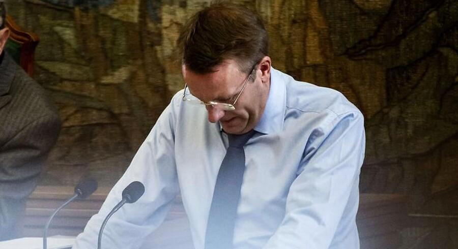 Justitsminister Morten Bødskov skal på baggrund af solcelle-sagen i samråd om offentlifghedsloven, inden ændringerne i den kan vedtages.