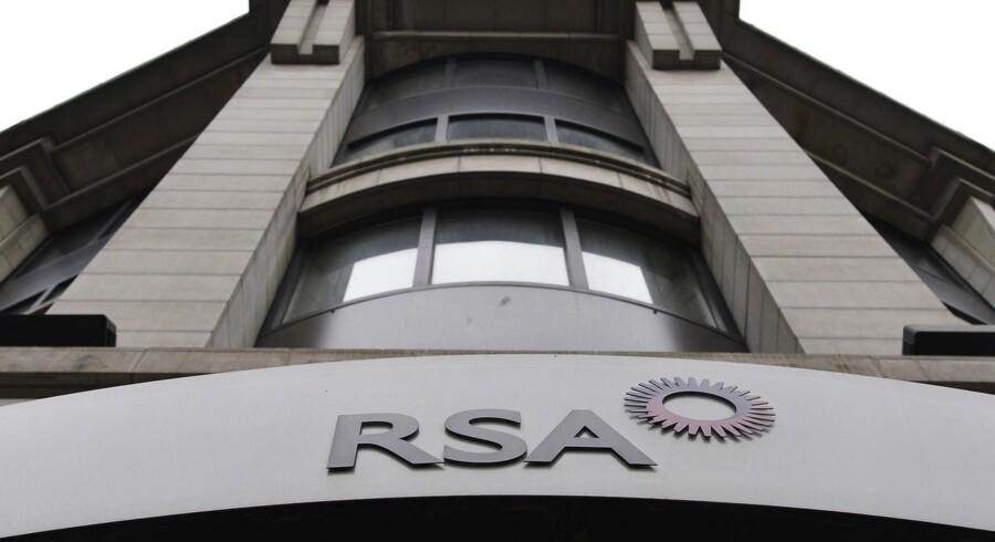 Britisk og særligt irsk forsikring er alt andet end lukrativt for RSA Insurance Group, der henter to tredjedele af sin indtjening i Skandinavien.