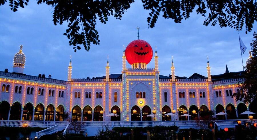 Tivoli havde under Halloween 417.000 besøgende