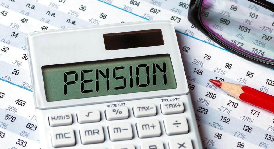 Med mindre en løsning findes, vil mange faggrupper komme i knibe, når de når pensionsalderen.