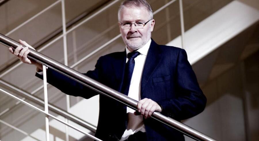 Afgående PFA-formand Svend Askær.