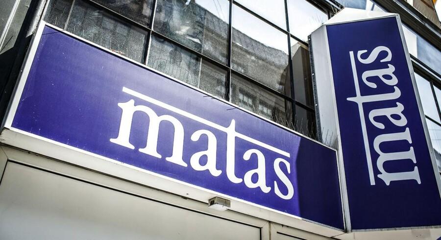 Matas har for 77 millioner kroner overtaget endnu seks butikker.