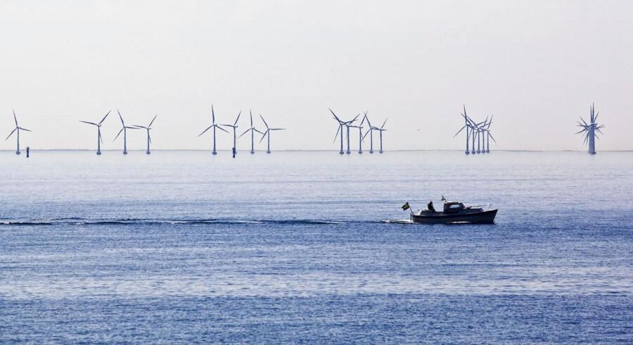 Havvindmøller i Øresund