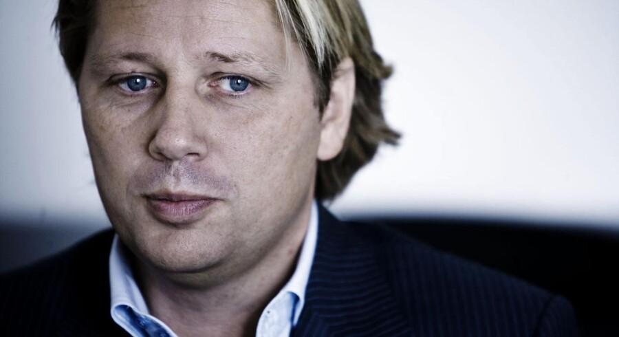 Steen Gude opbyggede på et årti en milliardforretning, men det meste var for lånte penge. Det hele kollapsede i 2008.