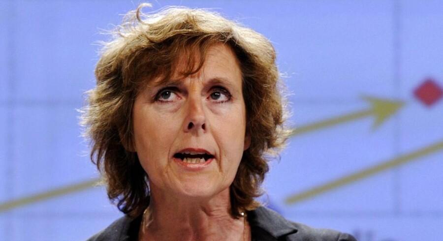 Nu har Europa-Parlamentet forkastet klimakommissær Connie Hedegaards forsøg på at redde det europæiske CO2-kvotesystem, og kvoteprisen forventes at falde yderligere.