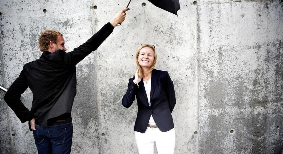 Helene Barnekow er en af de udenlandskekvinder, der er en del af en bestyrelse i en dansk virksomhed. Huner international topchef for marketing i den amerikanske IT-gigant EMC og bestyrelsesmedlem i GN Store Nord.Ifølge arbejdsmarkedsforsker Karen Valeur Sjørup hiver mange selskaber kvinder ind, fordi det smykker deres virksomhed med et internationalt navn.