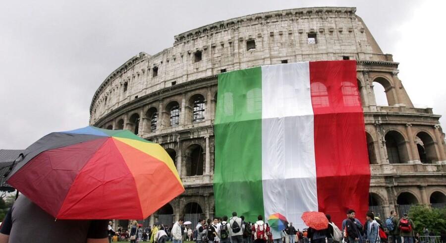 Fiat Industrials siger farvel til Italien og goddag til England.
