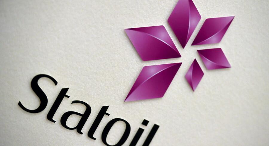 ARKIVFOTO 2014 af Statoils hovedkvarter i Oslo- - Se RB 16/6 2015 07.48. Det norske olie- og gasselskab Statoil fyrer 1100-1500 ansatte og 525 konsulenter inden udgangen af 2016, oplyser selskabet i en pressemeddelelse ifølge nyhedsbureauet NTB. (Foto: TOBY MELVILLE/Scanpix 2015)