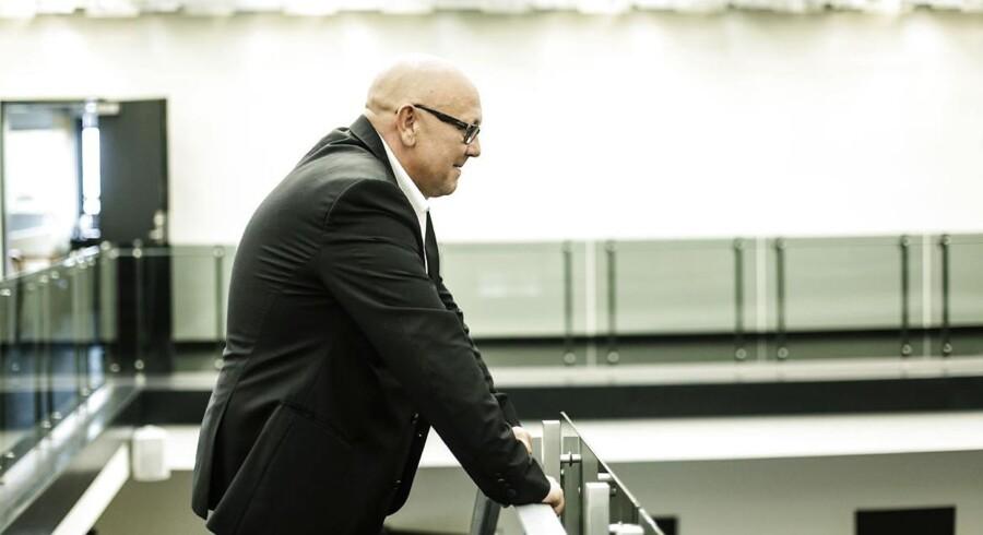 Peter Høgsteds nye strategi faldt ikke i Kvickly-direktør, Jesper Fauerholdts, smag, og Fauerholdt forlader efter fire år Kvickly.