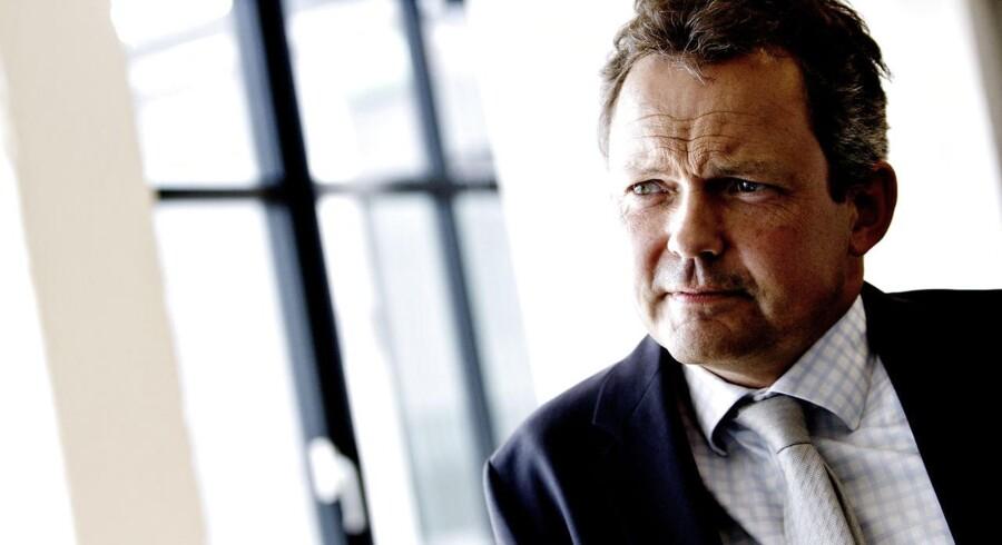 Finanstilsynets direktør Ulrik Nødgaard advarer om, at flere banker kan komme i alvorlige problemer inden for det næste år til halvandet.