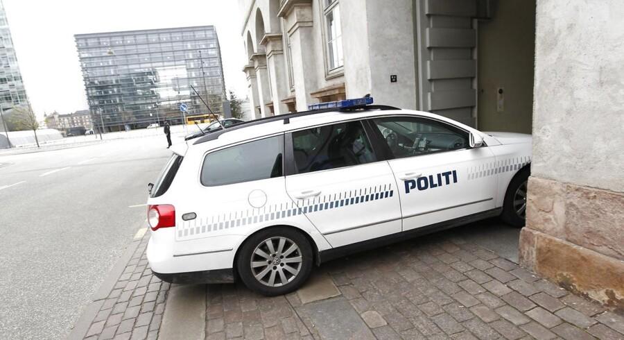 Arkivfoto fra Københavns Dommervagt.
