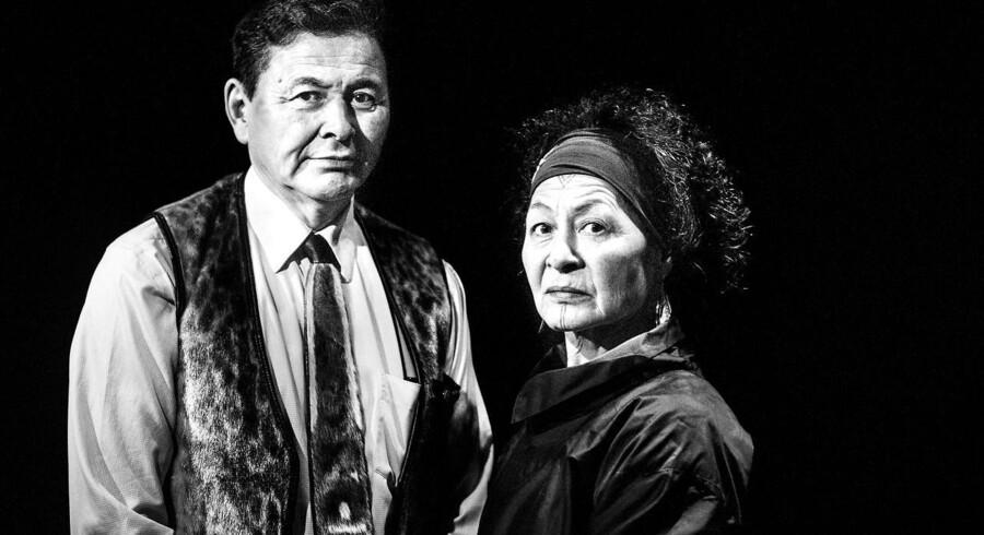 Leif Fontaine og Aaju Peter kæmper for inuitternes muligheder for at kunne leve af sælfangst.
