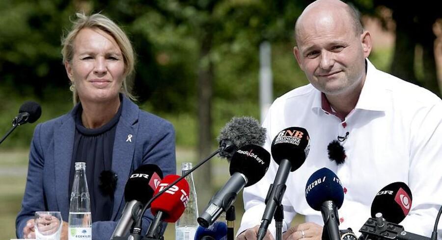 Lene Espersen forlader øjeblikkeligt dansk politik.
