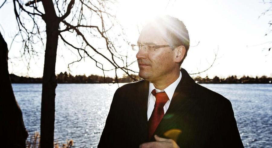 Nicolai Kærgaard er stifter af modevirksomheden Stylepit, som har fået ny direktør, efter Thomas Wandahl sagde op i kølvandet på bestyrelsens fratrædelse.