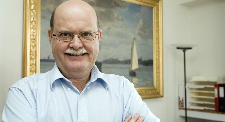 Skifterettens chef og eneste dommer Torben Kuld Hansen fejlvurderede, hvor langt han kunne gå med at ytre sig offentligt om andelsboligforeningers mulighed for at gå konkurs. Arkivfoto: Sisse Stroyer