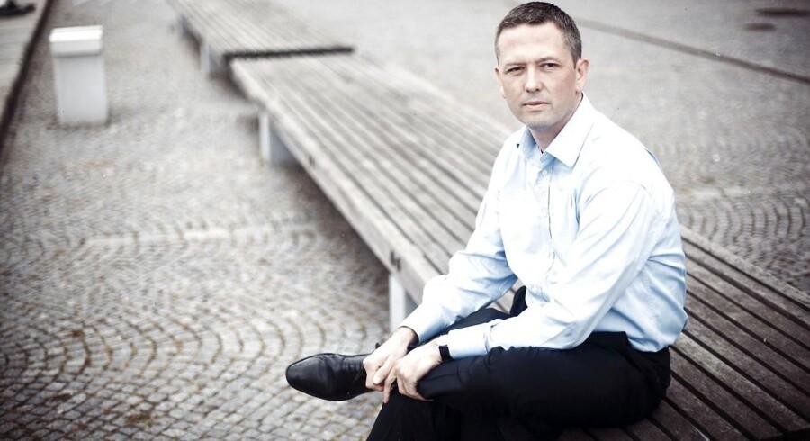 »Det er jo ingen kunst at blive rig ved at arbejde ekstra, kunsten er at blive rig ved at arbejde smartere,« siger Steen Bocian, cheføkonom i Danske Bank.