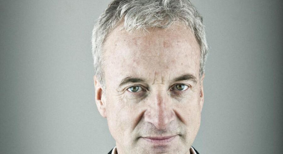 Jens Chr. Hansen, Erhvervskommentator